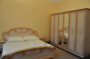 Apartmánová ložnice