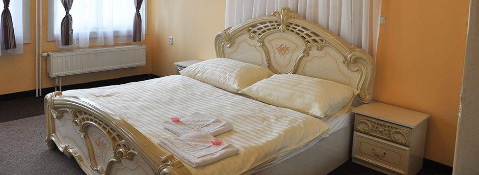 Romantické apartmány